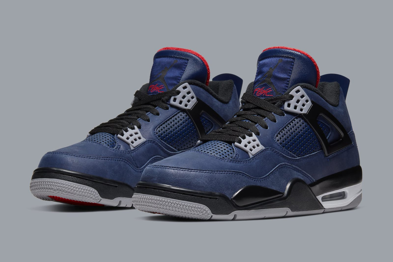 Air Jordan 4 Retro WNTR「Loyal Blue」鞋款官方图辑公开