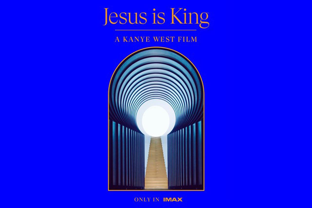 Kanye West《Jesus Is King》电影预告正式发布