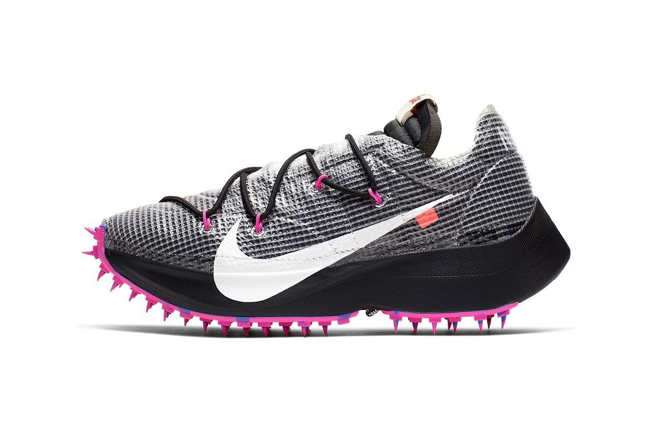 Virgil Abloh x Nike 第二波全新「Athlete in Progress」系列正式发布