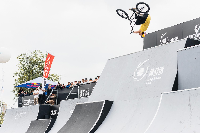 FISE 世界巡回赛 2019 中国成都站现场回顾