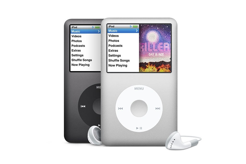 回归经典-iPhone 应用程序重塑 iPod 接触式转盘设计