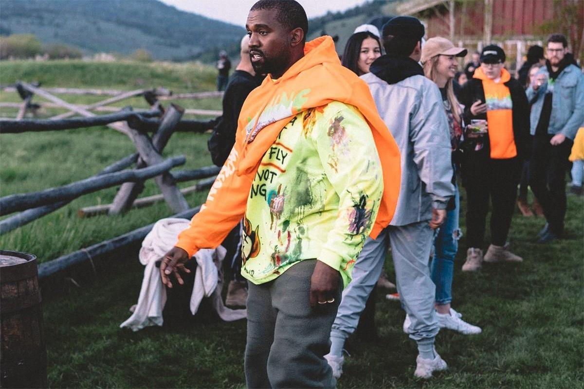 Kanye West 宣布全新 adidas YEEZY「樣品實驗室」正在建造中