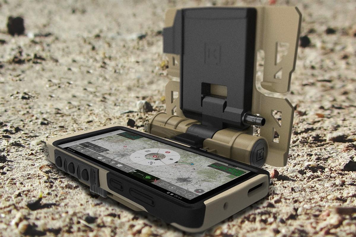 Samsung 推出军用规格 Tactical Galaxy S20