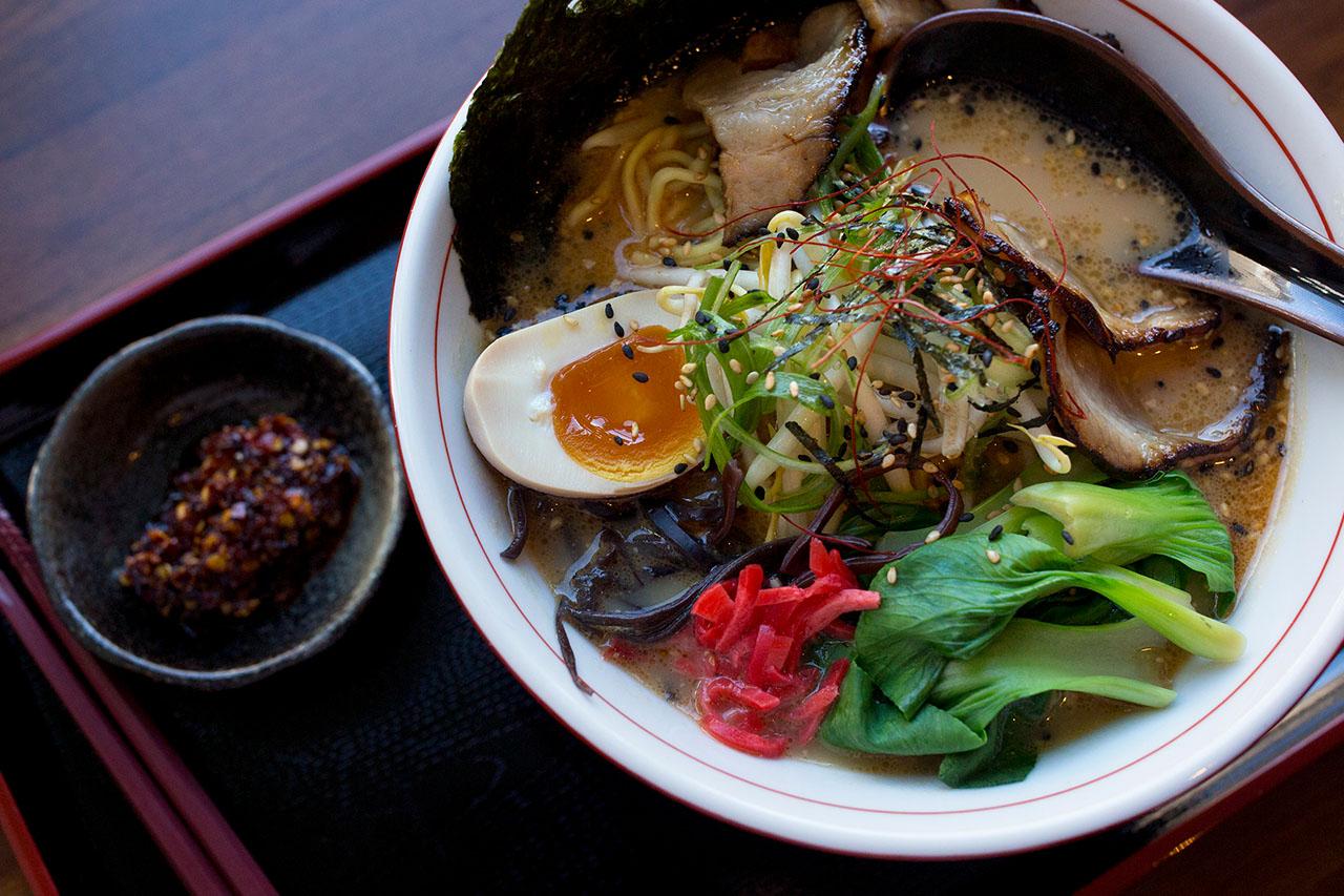 日本武藏家拉面推出「终生无限次食用制」超值拉面方案