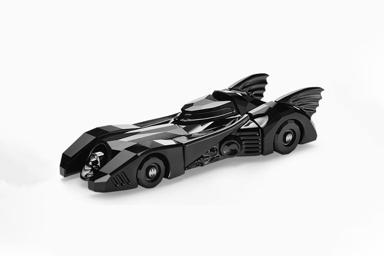 Swarovski 打造真正黑色水晶划清界限 Batmobile