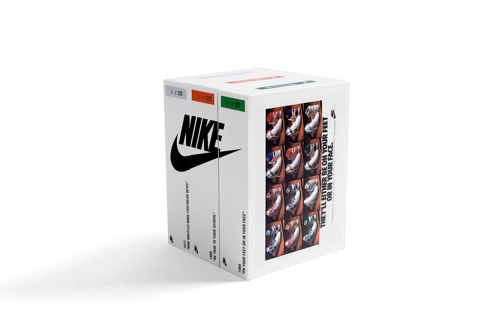 Nike 推出鬼罕限量版复古广告海报拼图套装