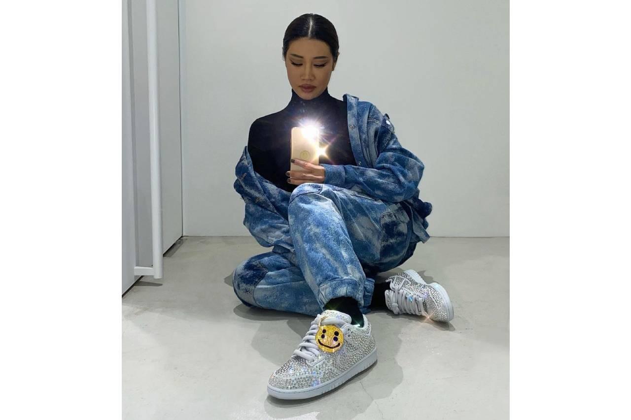 Yoon Ahn 曝光 Cactus Plant Flea Market x Nike Dunk Low 最新联名鞋款