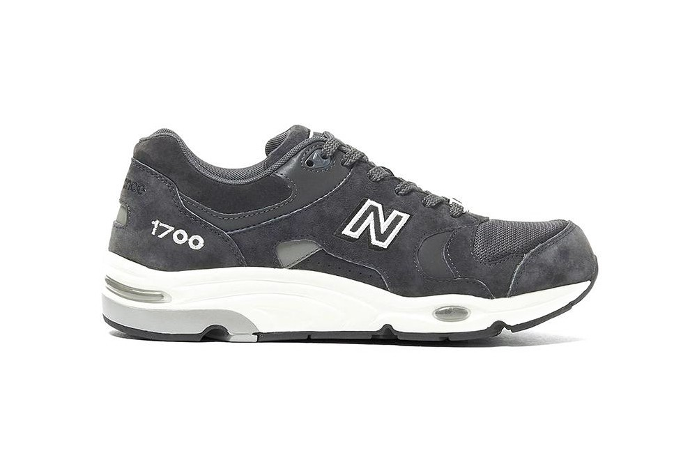 UNITED ARROWS x New Balance CM1700 最新联名鞋款正式登场