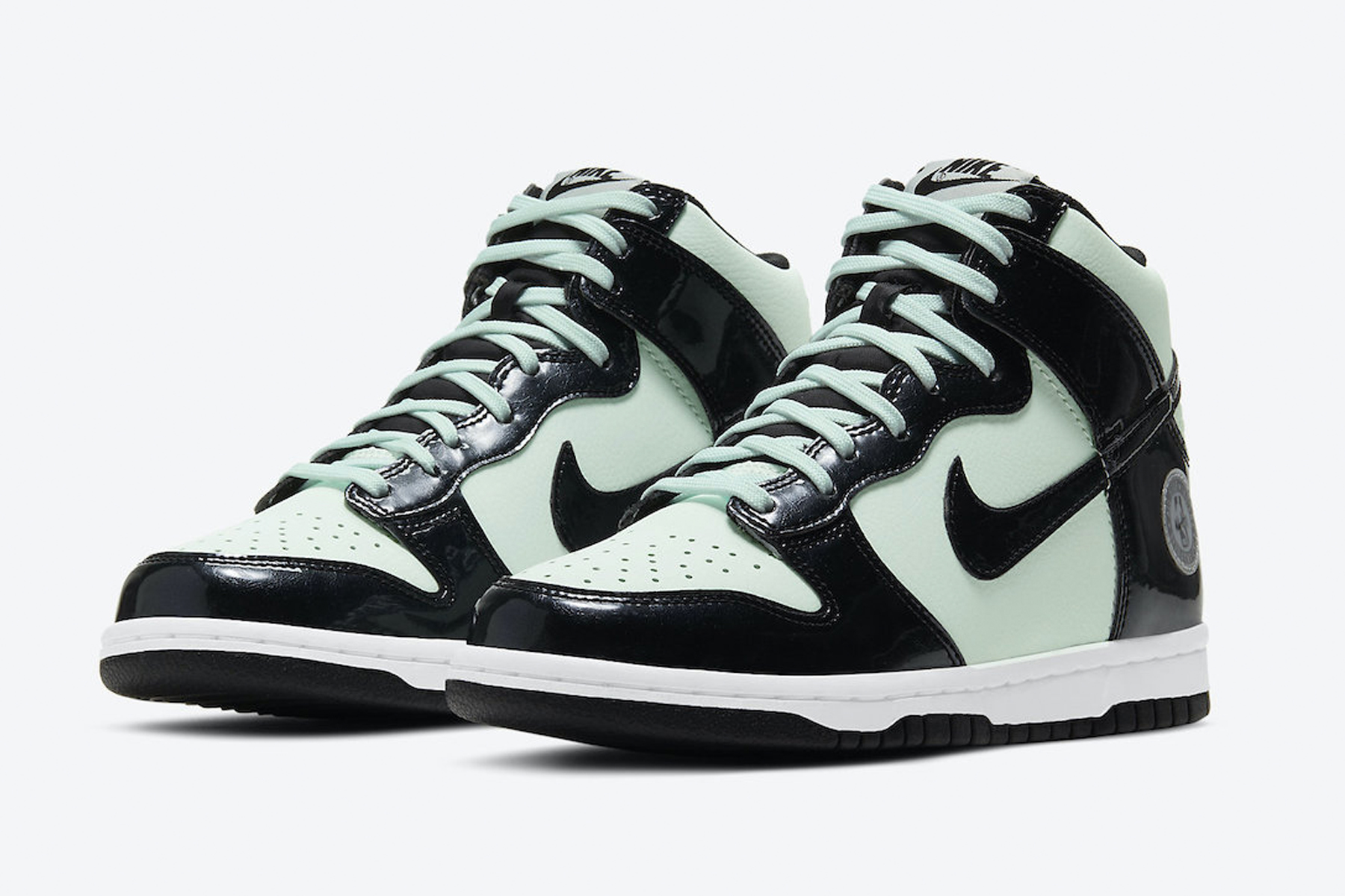 率先预览 Nike Dunk High「All-Star」全明星赛限定配色