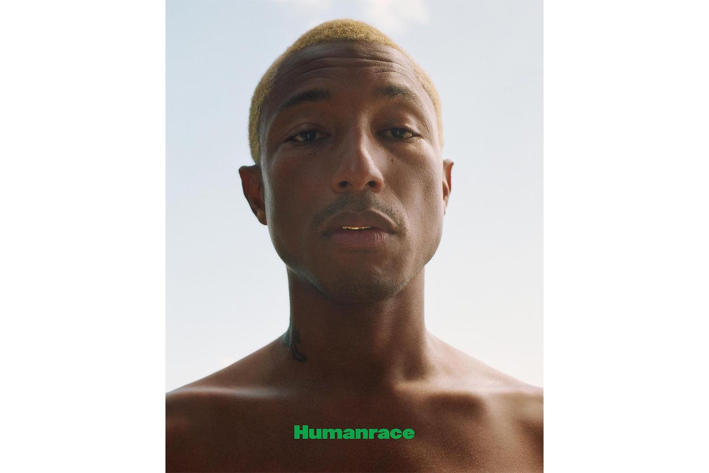 Pharrell Williams 正式发布 Humanrace 护肤系列产品