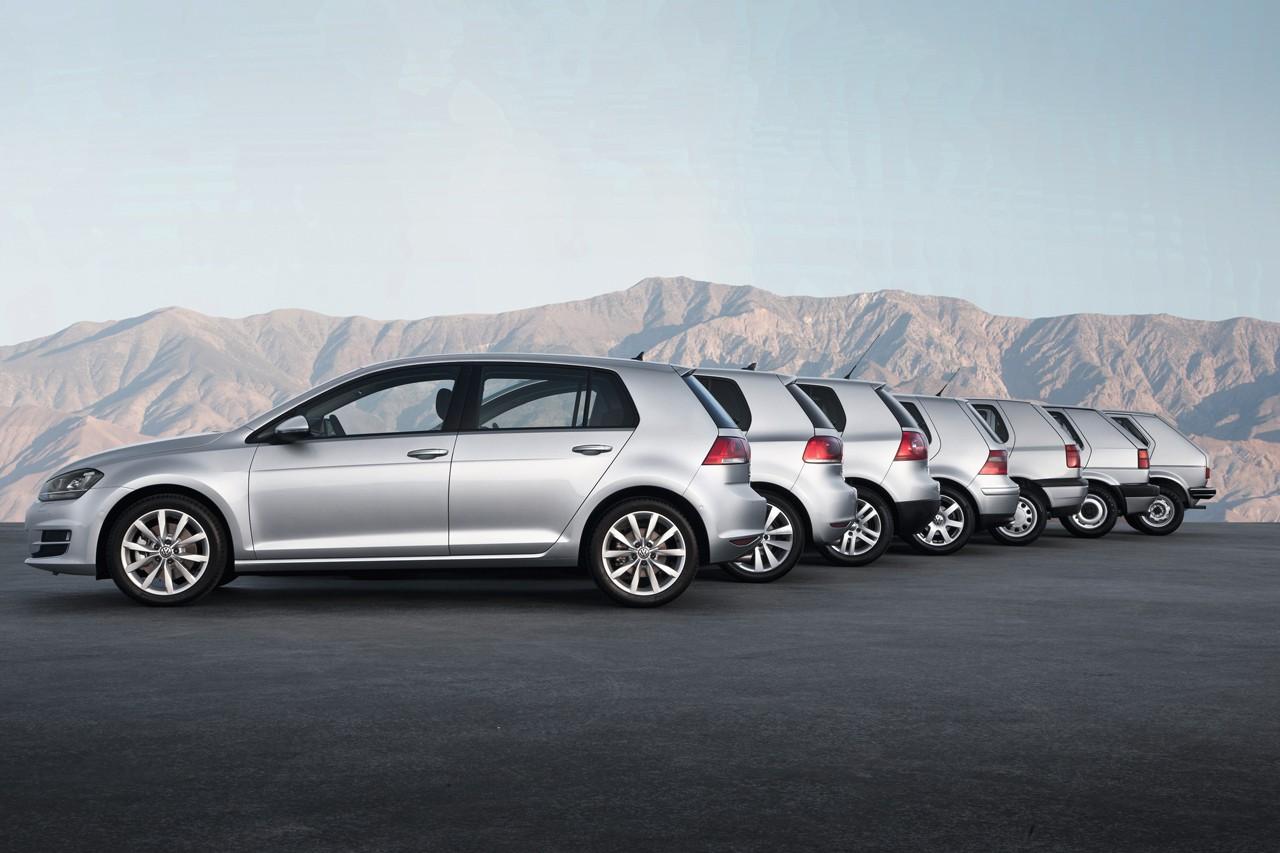 Volkswagen 宣布 Golf 车系即将在全美停产