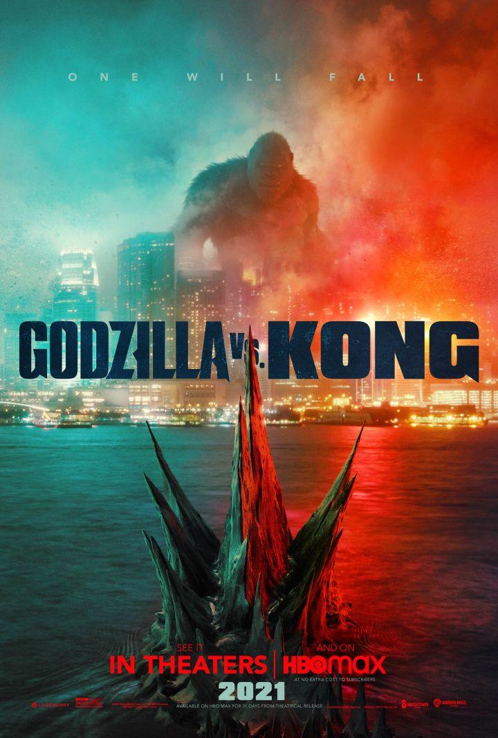 怪兽宇宙电影《Godzilla vs. Kong》释出最新海报 & 预告放送情报