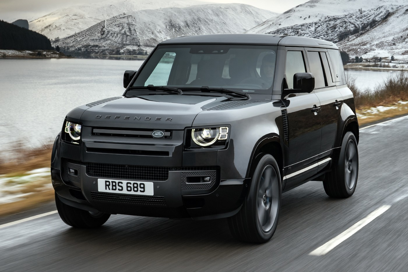 Land Rover Defender 全新 2022 年式样正式发表