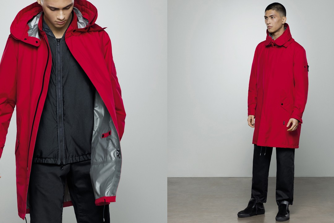 Stone Island Shadow Project 2021 春夏系列 Lookbook 正式发布