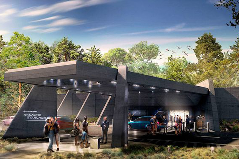 《Star Wars》官方主题饭店「Galactic Starcruiser」即将正式开放