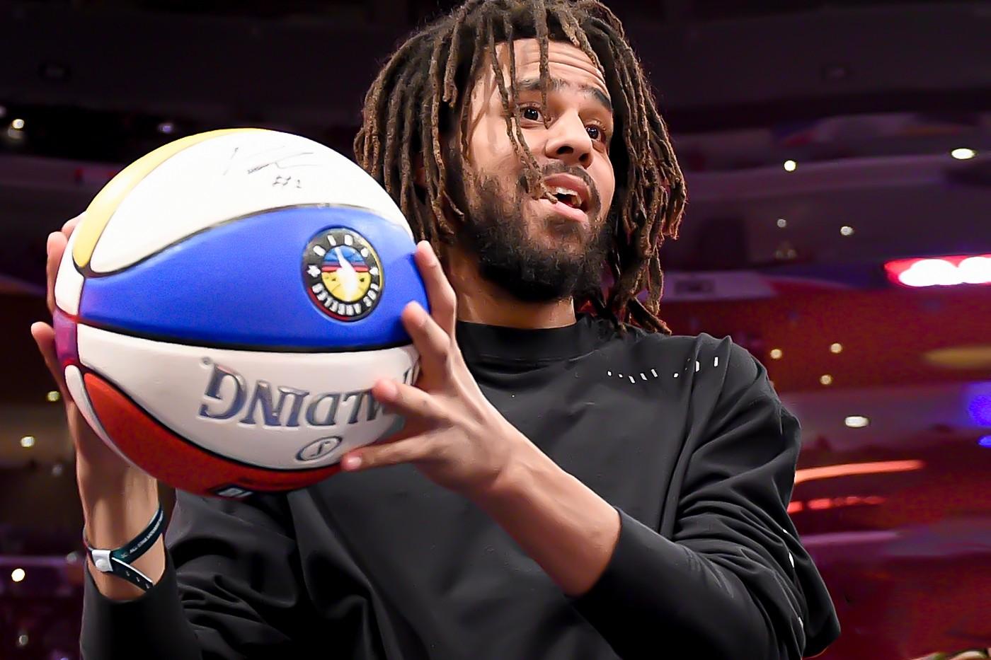 消息称知名饶舌歌手 J. Cole 即将加入 BAL 非洲篮球联赛