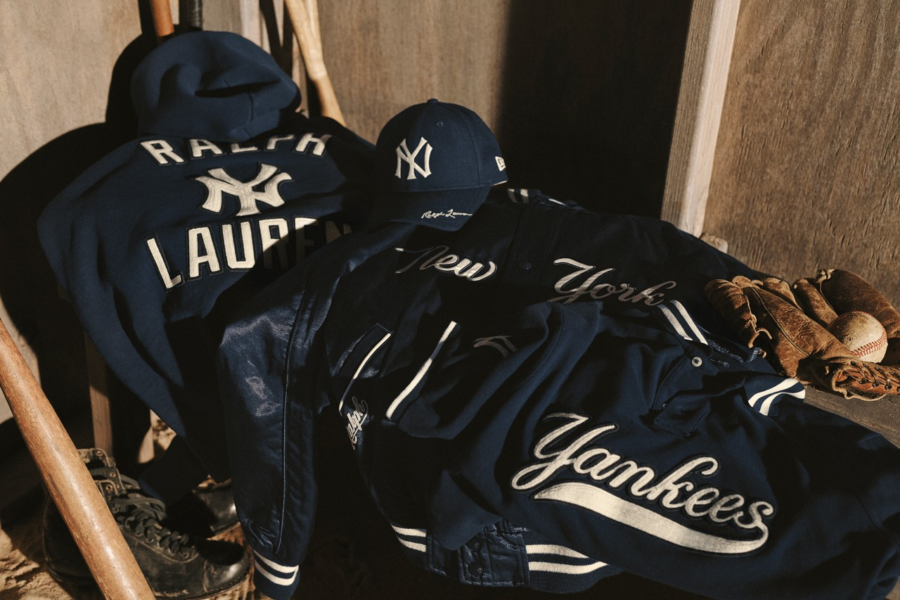 Polo Ralph Lauren x MLB 最新联名系列正式登场