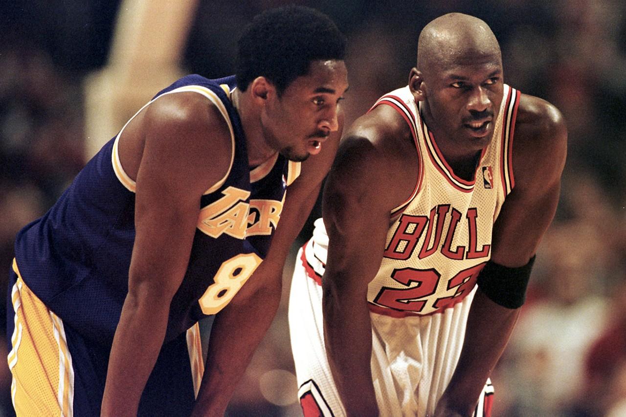 Michael Jordan 与 Kobe Bryant 最终简讯属性正式曝光