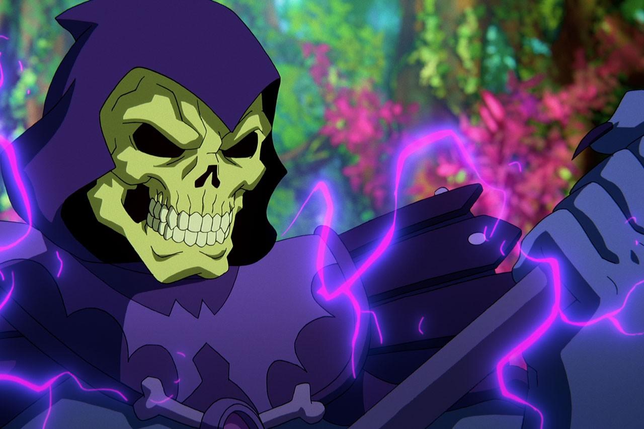 Netflix 最新动画《酞空超人 Masters of the Universe: Revelation》首波剧照曝光