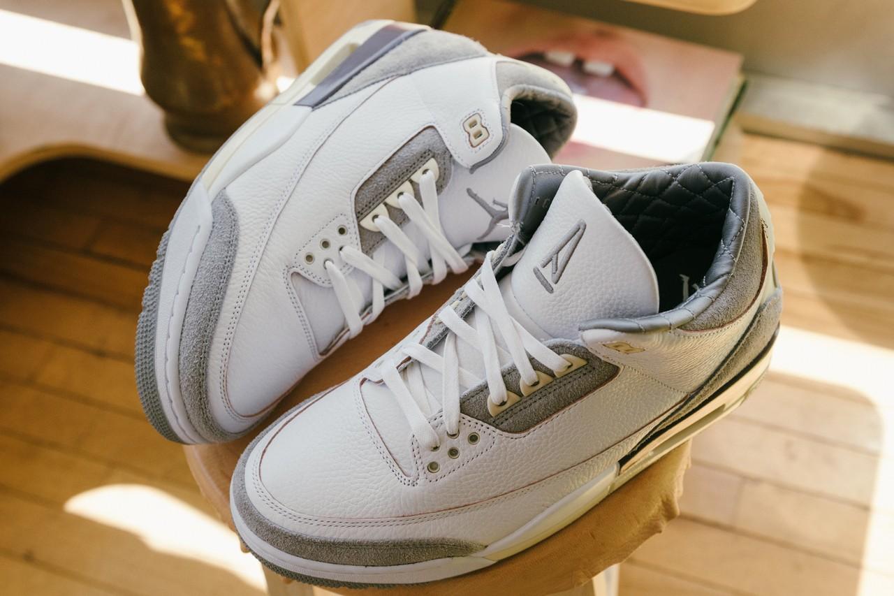 A Ma Maniére x Air Jordan 3 最新聯名配色「Raised By Women」即將發售