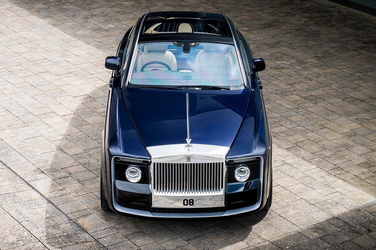 Rolls-Royce 宣布重启最高规格定制部门「Coachbuild」