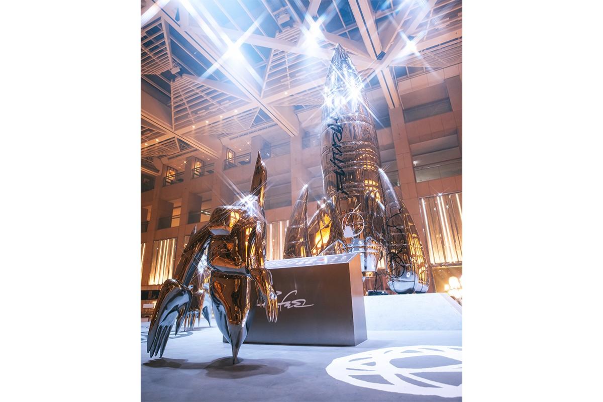 FUTURA 至今最大型公共艺术展览《FUTURALAND》正式抵港开催