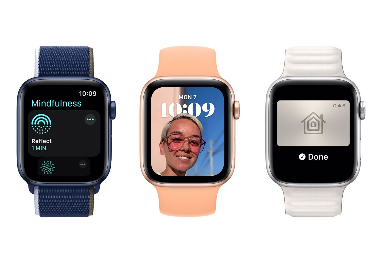 WWDC 2021 - Apple Watch 最新作业系统 watchOS 8 正式登场