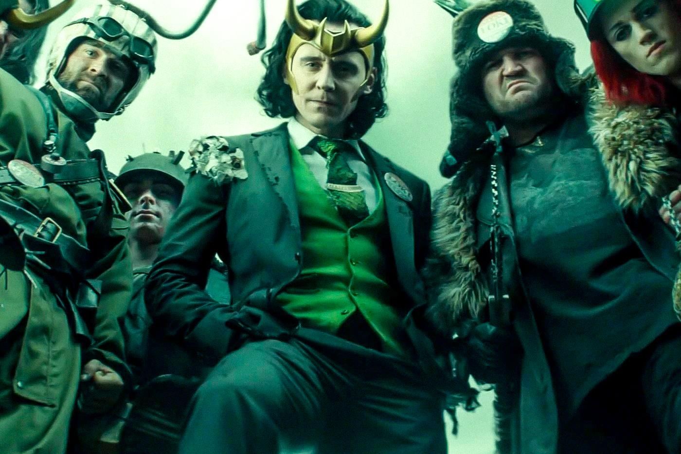 《洛基 Loki》第六集成为收视率最高 Marvel 影集最终集