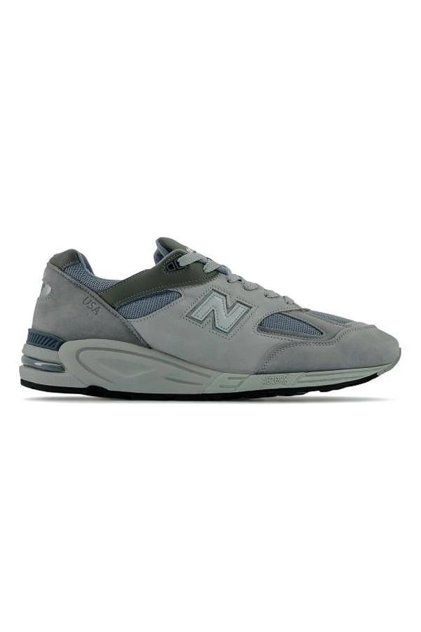 再度携手!WTAPS x New Balance 最新联名 990v2 鞋款率先曝光