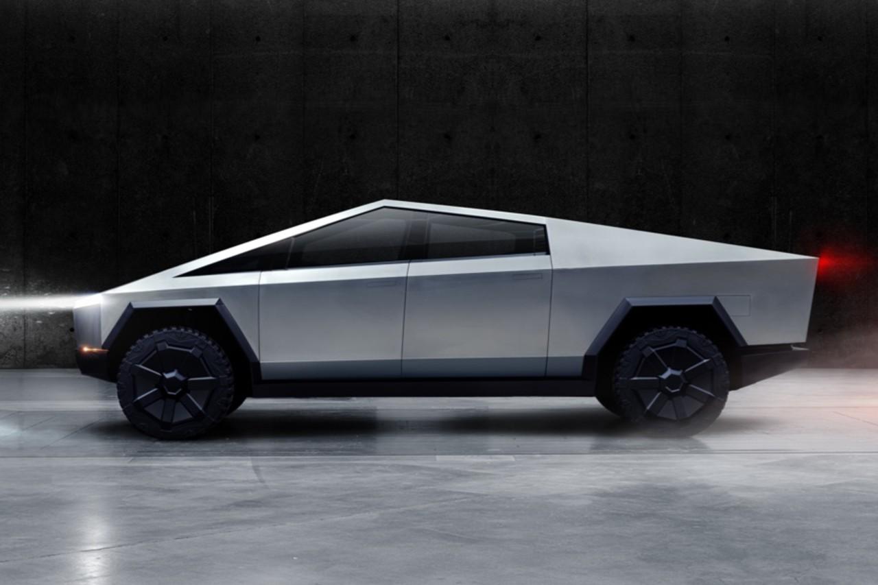 Tesla Cybertruck 交付时间或将再次推迟至 2022 年