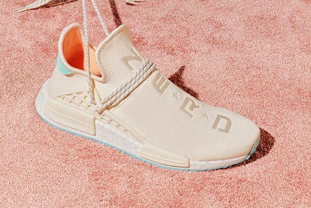 N.E.R.D. x adidas NMD Hu 最新联名配色发售情报公布