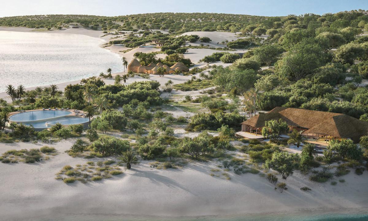 由 3D 打印沙建造的酒店将在 2020 年落成于莫桑比克