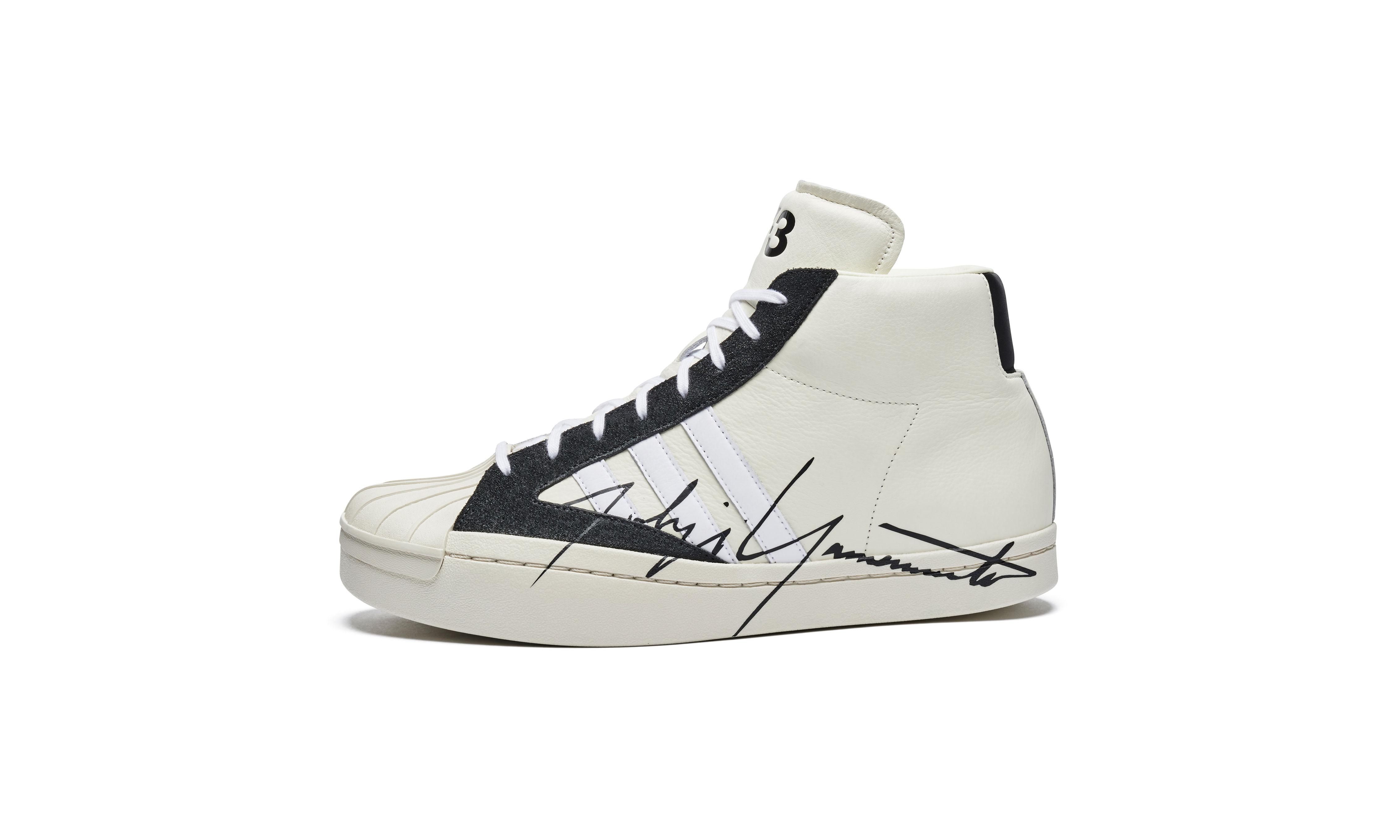Y-3 重塑 adidas Superstar,推出两双全新鞋款
