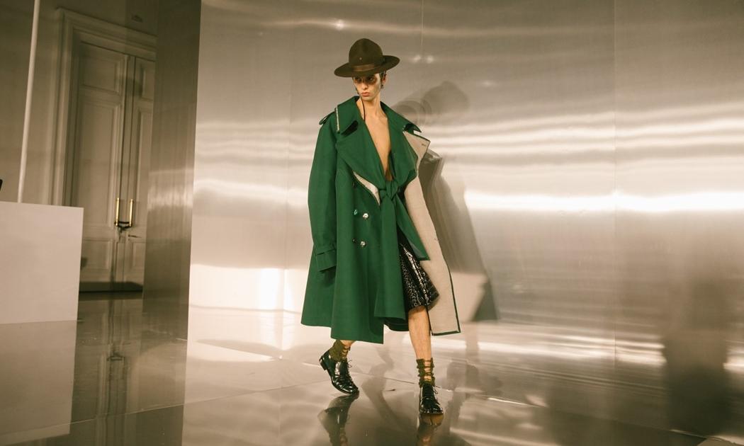 Maison Margiela 推出可持续性「Recicla」服装系列