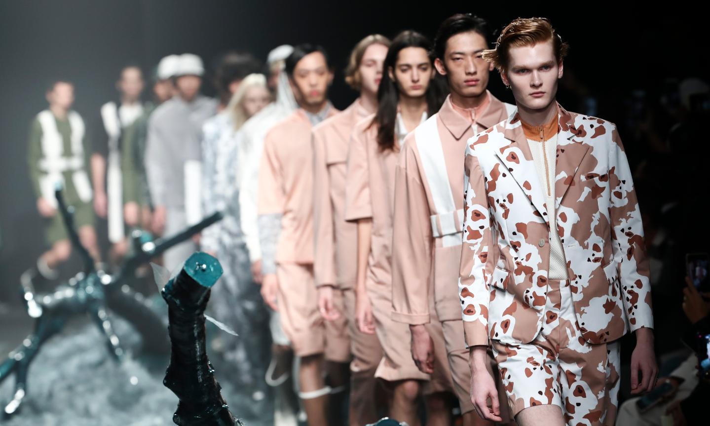 2020 秋冬上海时装周将以天猫直播形式亮相