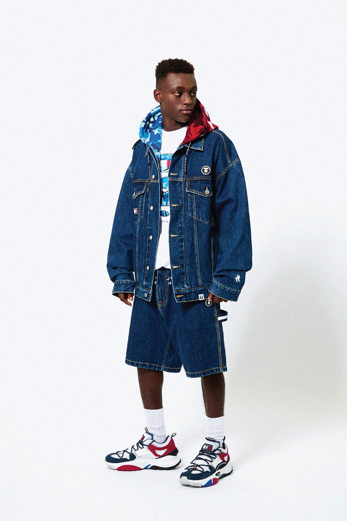 TOMMY JEANS x AAPE BY A BATHING APE 合作胶囊系列正式公布