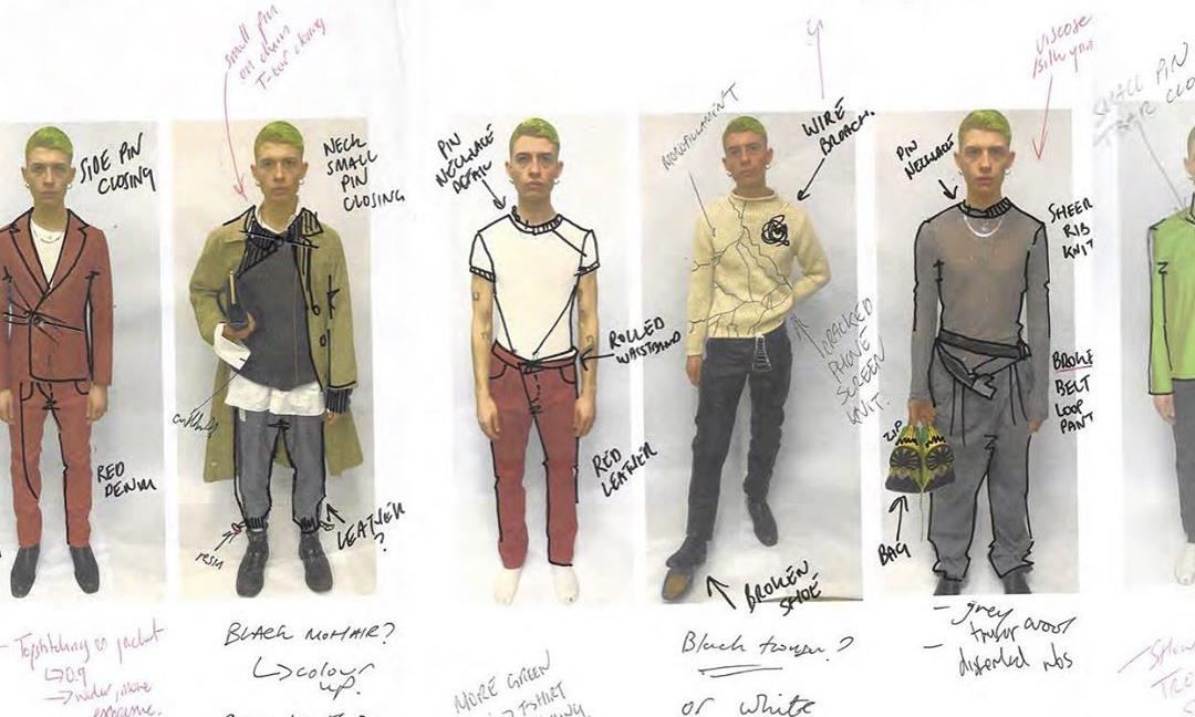 伦敦时装学院以数字化形式带来 2020 届毕业生作品