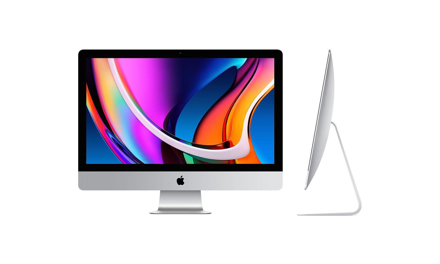 苹果推出新款 27 英寸 iMac,硬件性能提升