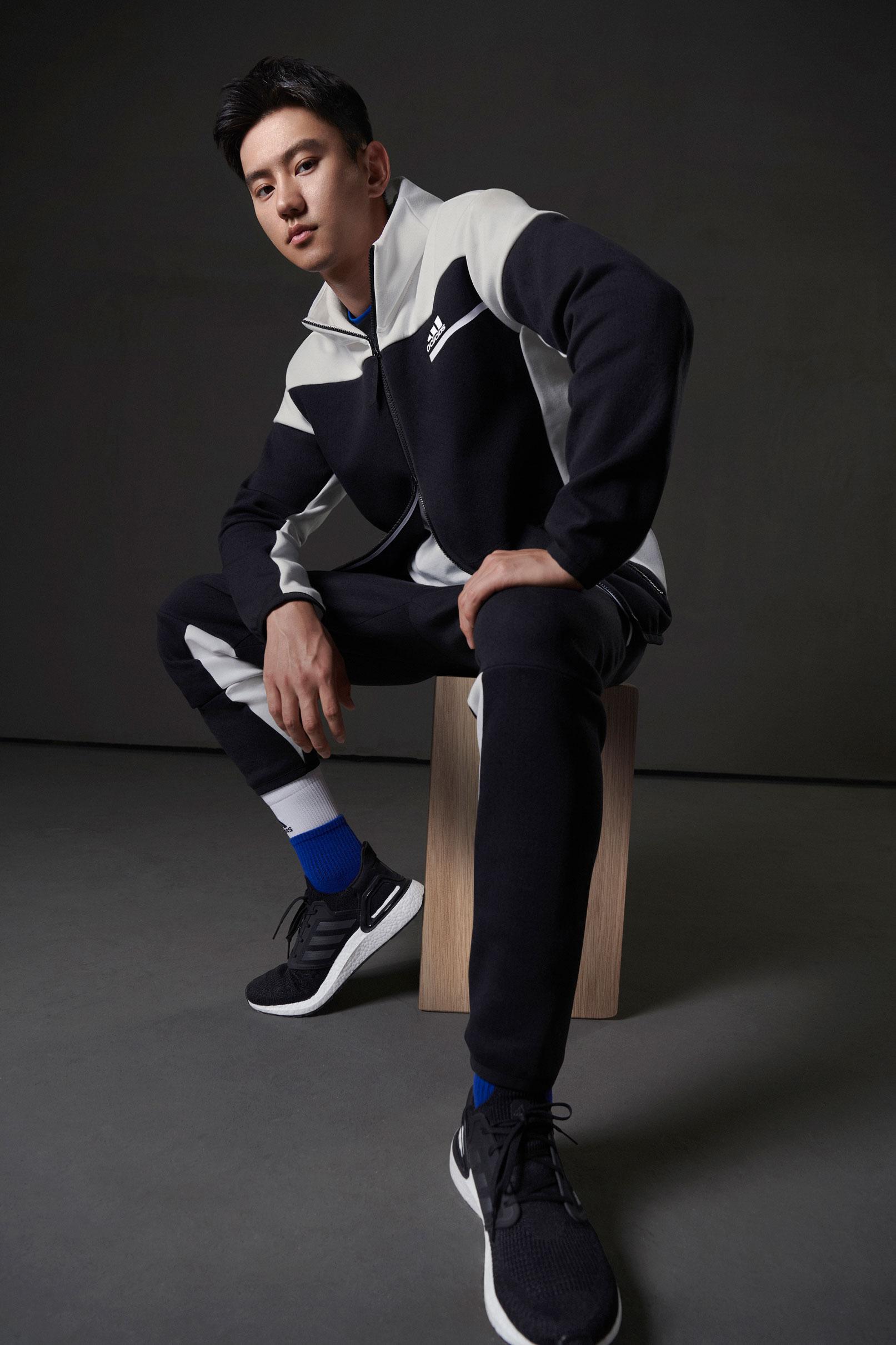 adidas 推出全新 Z.N.E. 系列帽衫