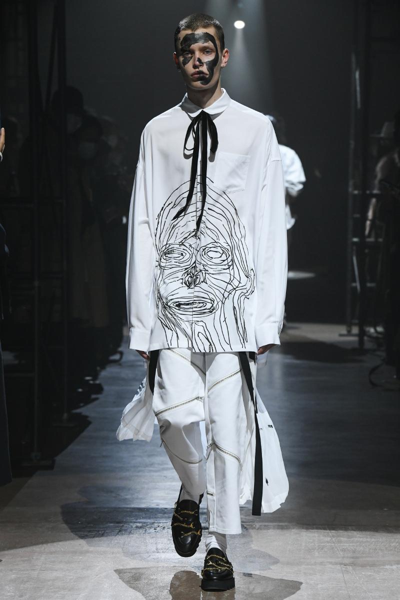日本时装品牌 KIDILL 发布 2021 秋冬系列