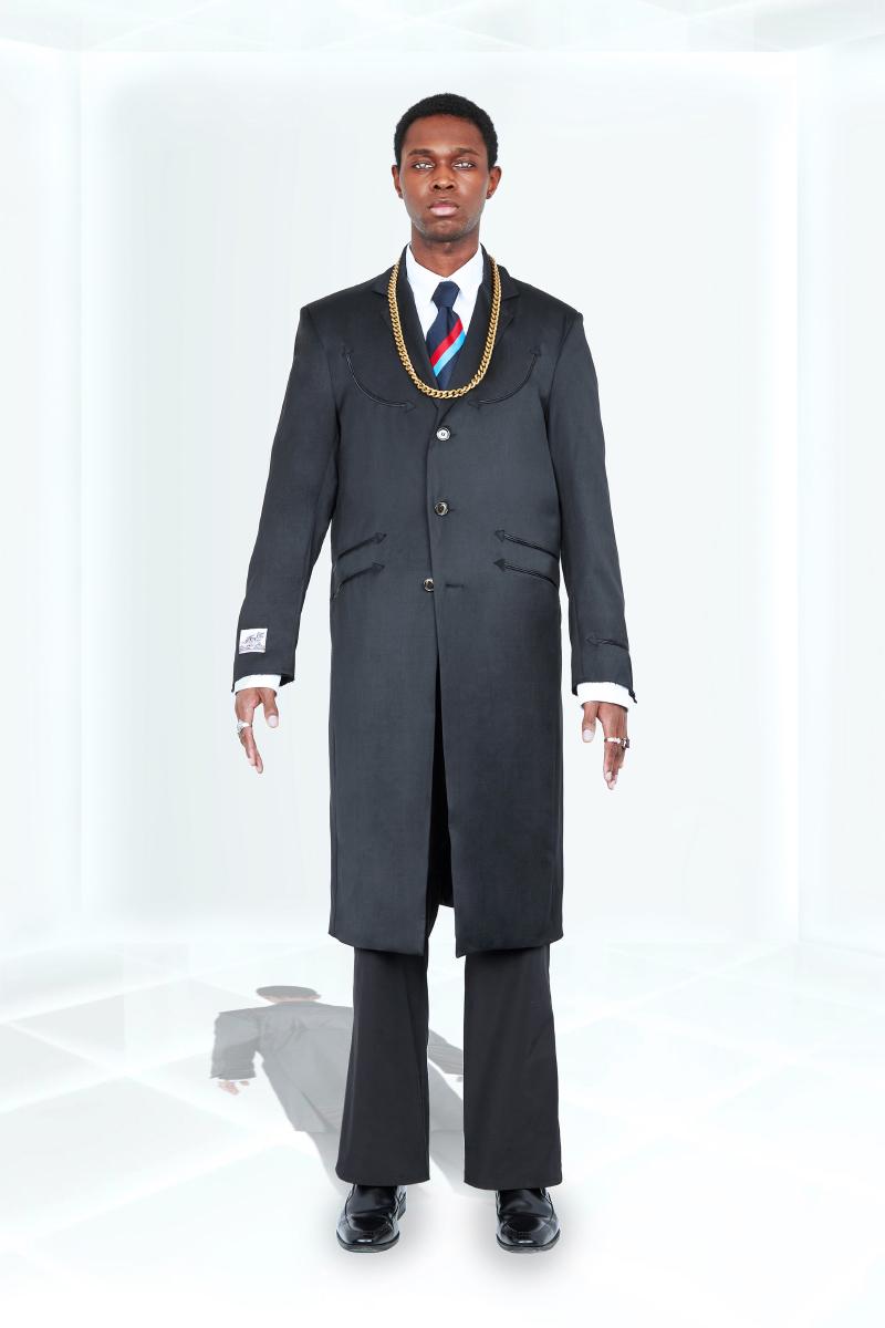 巴黎男装设计师品牌 Boramy Viguier 发布 2021 秋冬系列