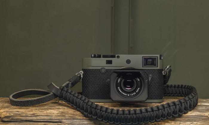Leica 推出凯夫拉装甲特别版 M10-P 测距相机,全球限量 450 台