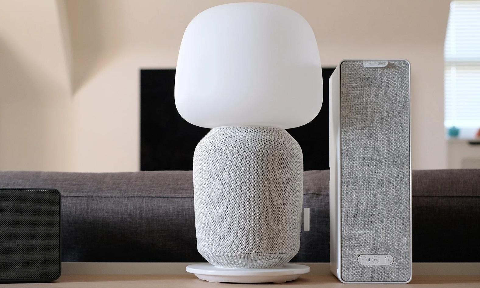 Sonos 和宜家正在合力开发可以作为「艺术品」的智能喇叭