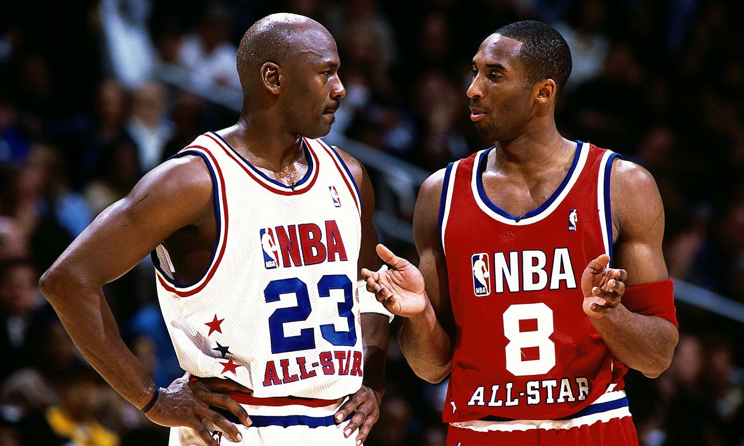 Michael Jordan 近日分享与 Kobe Bryant 最后的聊天短信