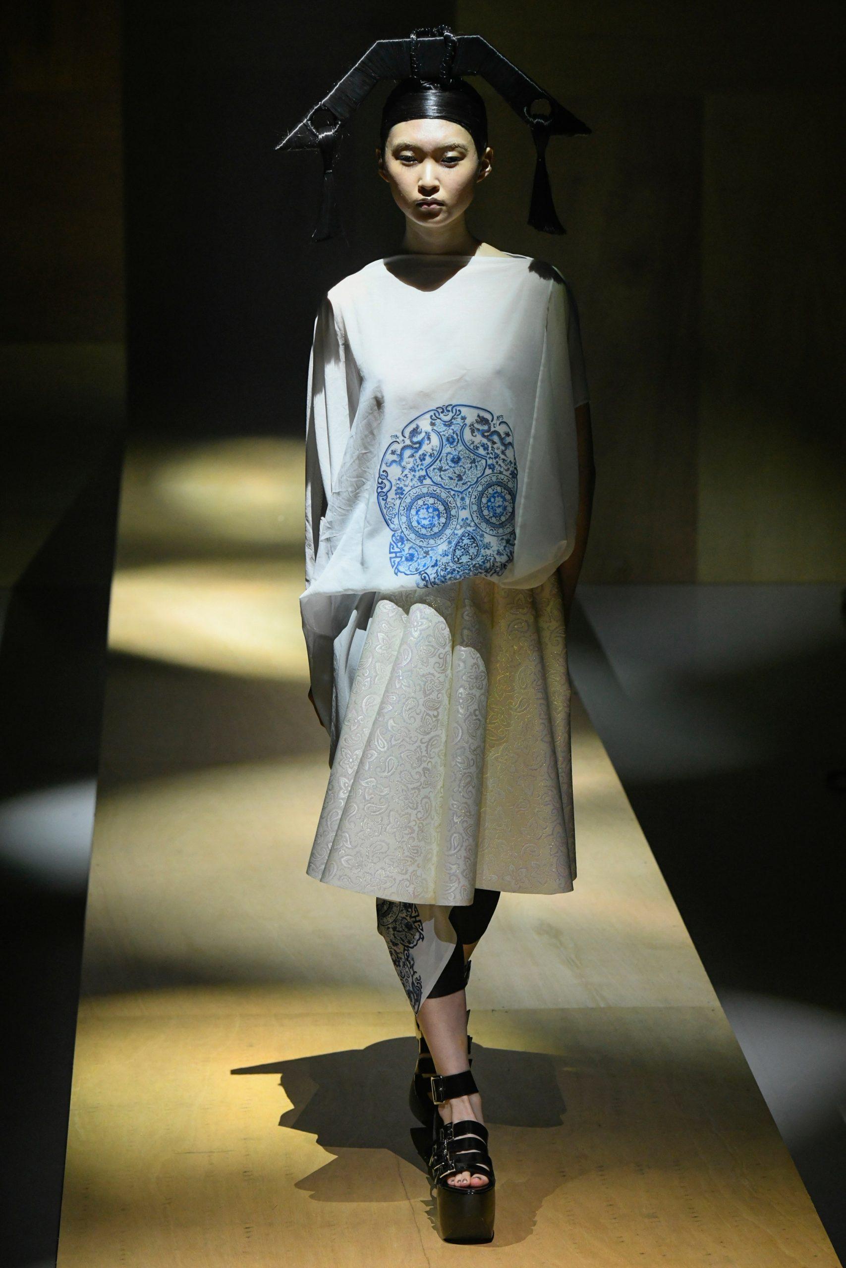 Junya Watanabe 2022 春季成衣系列发布