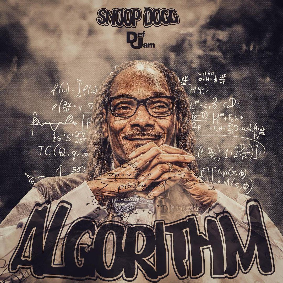 Snoop Dogg 新专辑《Algorithm》将于下月发行 