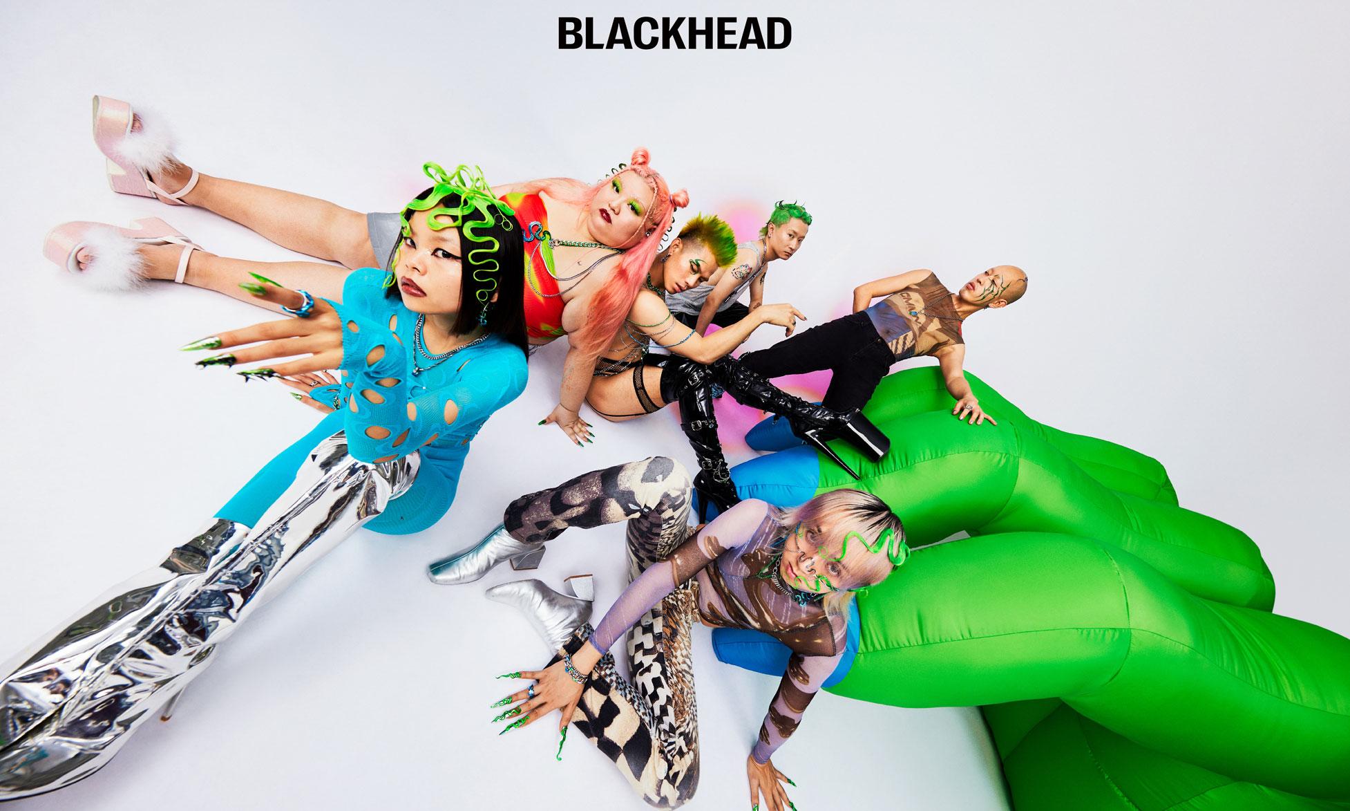 BLACKHEAD 发布「Neon Jungle」系列新品