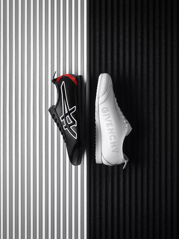 纪梵希GIVENCHY X ONITSUKA TIGER限量合作款运动鞋
