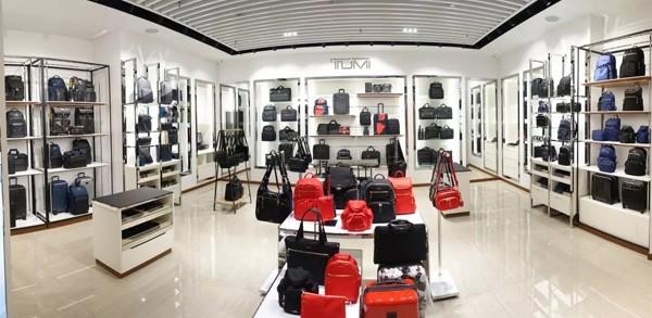 TUMI品牌郑州机场店 现已正式开幕