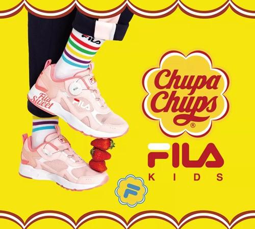 FILA LUMINANCE Chupa Chups特别款童鞋